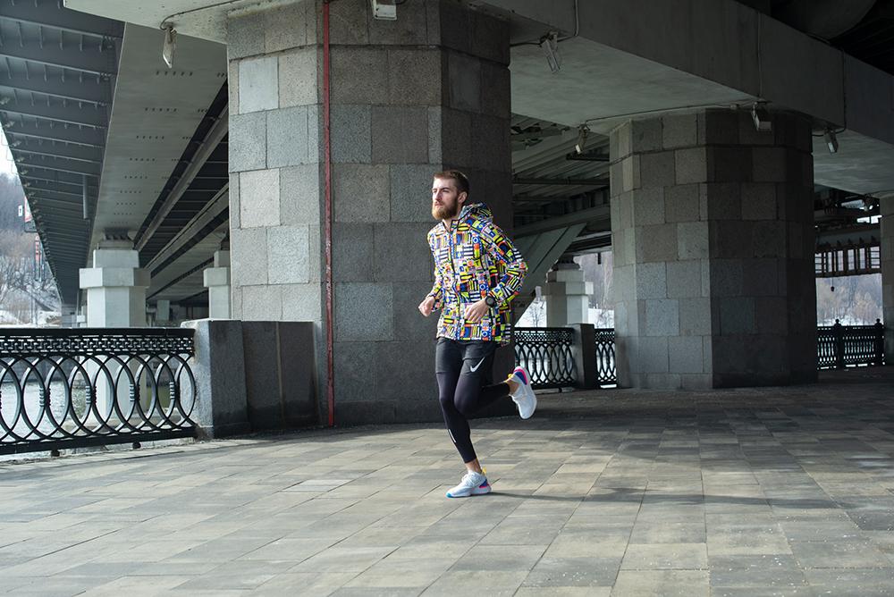 Stride Иван Минаков